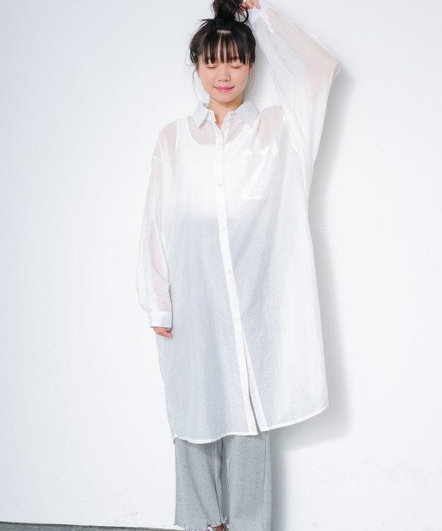 ビッグシャツ 73-130236