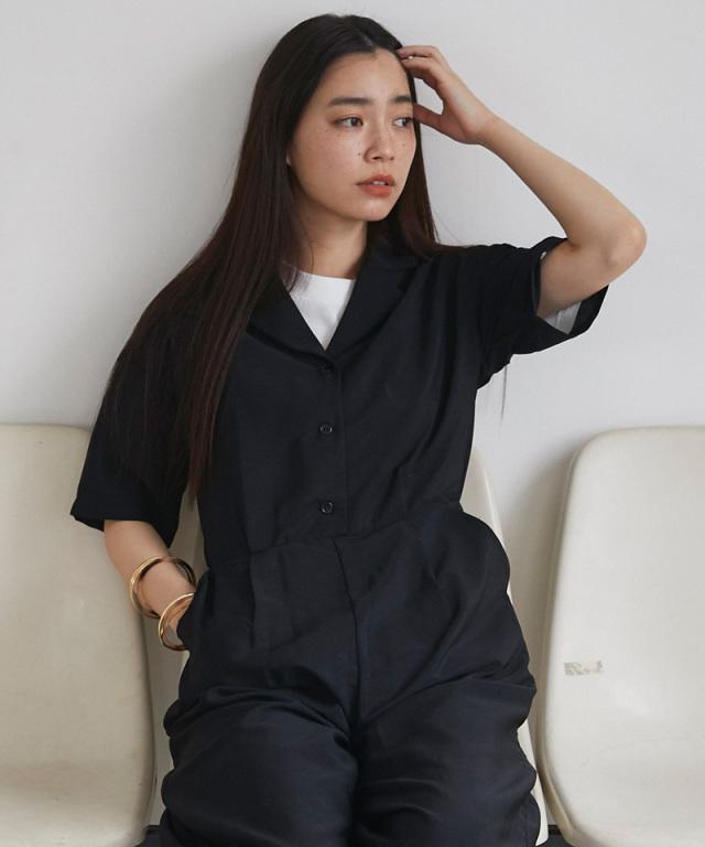 モックネックTシャツ 73-136967