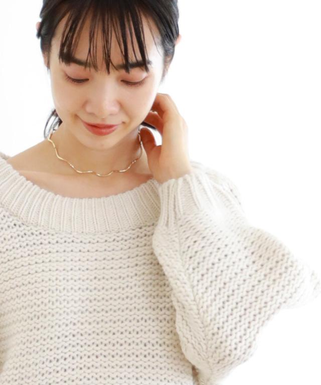 なみなみネックレス73-142699