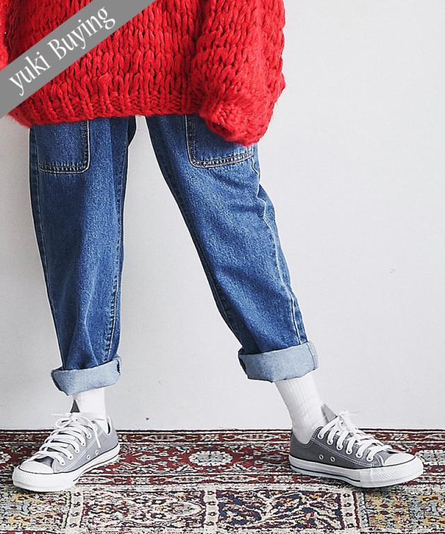 《12月11日 22:00再販決定》【@yuki_takahashi0706さんbuying item】ポケットデニムパンツ73-144262