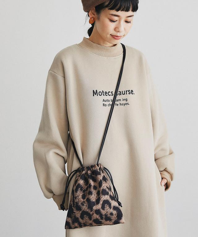 【@yuki_takahashi0706さんbuying item】アニマル巾着バッグ73-144292