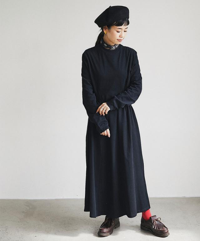 【@yuki_takahashi0706さんbuying item】サイドギャザーワンピース73-144302