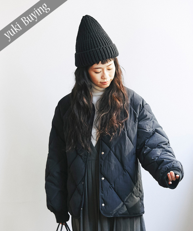 【@yuki_takahashi0706さんbuying item】中綿ショートジャケット73-145751