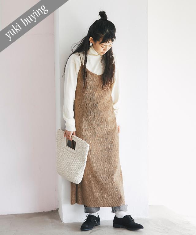 【@yuki_takahashi0706さんbuying item】タイトキャミワンピース73-145794
