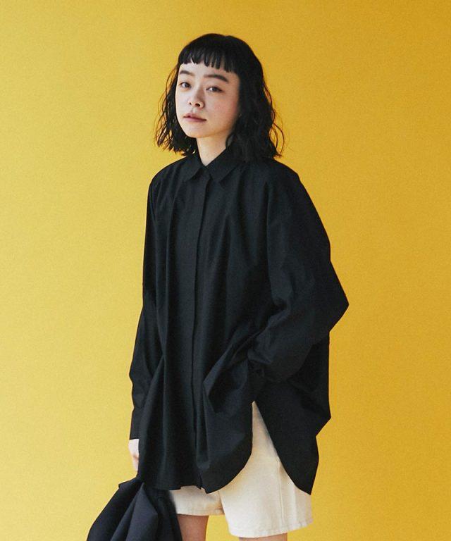 ディフォーメーションビッグシャツ73-147618