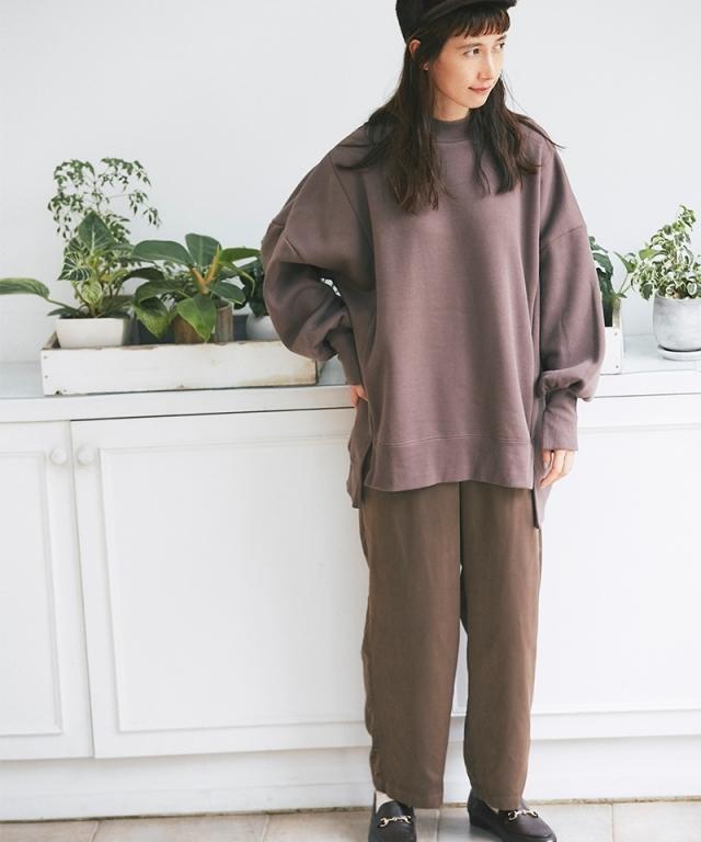 《kazumiさん着用》ヴィンテージサテンレイヤードパンツ73-150688