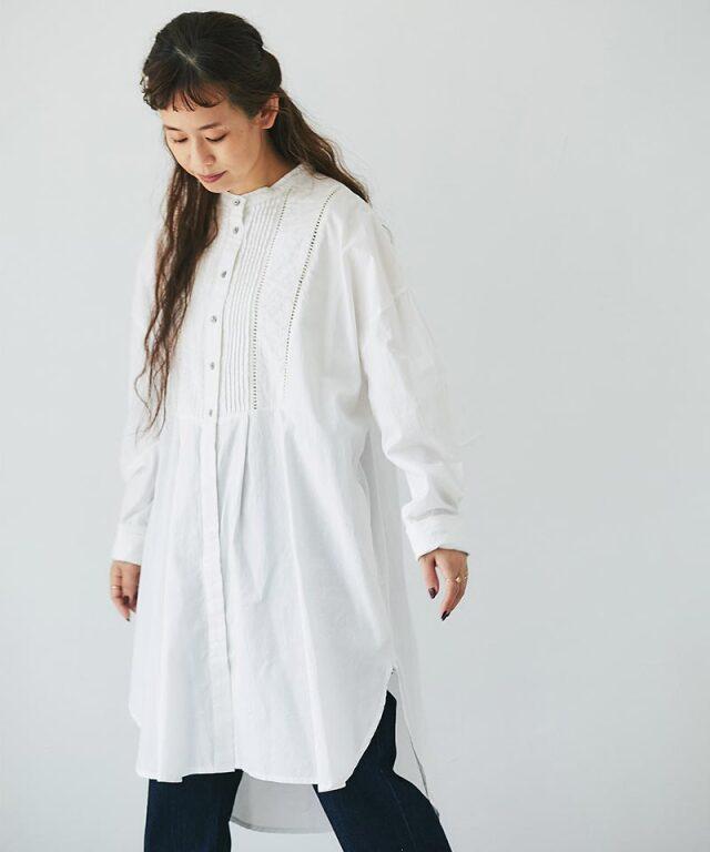ロングシャツ73-159978
