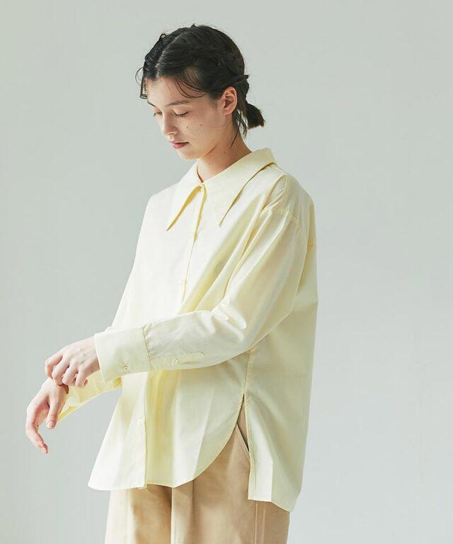 三角カラーシャツ73-160088