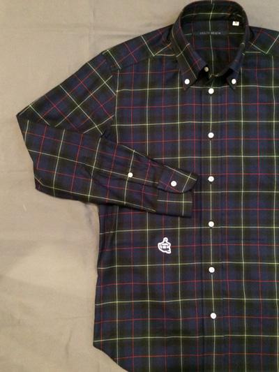 SHIRT/Stealth Wealth SHIRT ステルスウェルスシャツ Style:EVANS・Mサイズ  CSWS-0141 チェック ロールダウンカラー シャツ