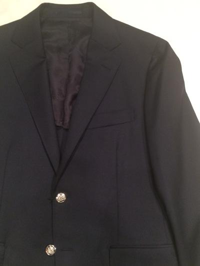 OLD ENGLAND HOMME (オールドイングランド) Blazer Jacket / ネイビー ブレザー ジャケット