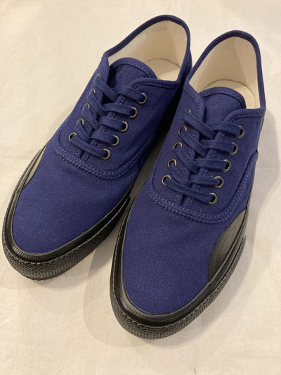 SUPERGA(スペルガ) ARTIFACT by SUPERGA  D-28 VIETNAM CANVAS_A09/BLUE