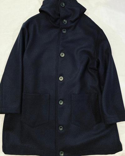 CINI venezia (チニ ヴェネツィア)  MOD.1 Oversize Hooded Coat / オーバーサイズ フーデッドコート