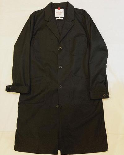 Le Sans Pareil (ル サンパレイユ) Cotton Twill Atelier Coat _BLACK / コットン ツイル アトリエコート