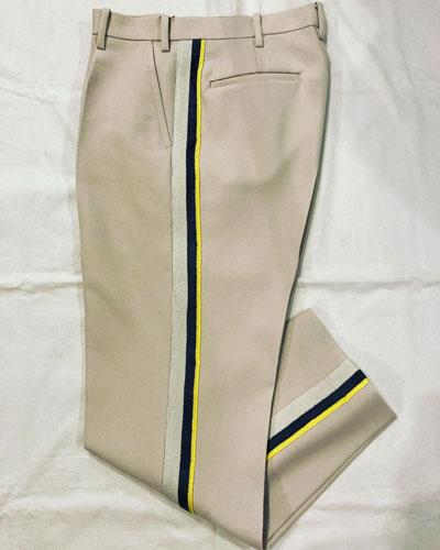 COOHEM (コーヘン) 13-214-009 KNIT SIDELINE KARSEY PANTS / ニットサイドラインパンツ