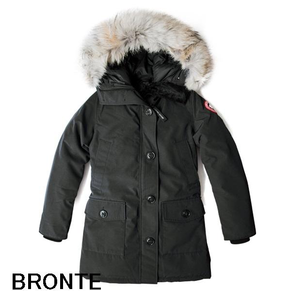 """カナダ グース (CANADA GOOSE) WOMEN'S 2603JL BRONTE DOWN JACKET""""ブロンテ"""""""
