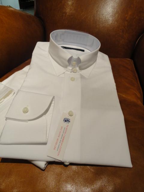 STEALTH WEALTH(ステルス ウェルス)THE ROYAL CARIBBEAN COTTON ループタブカラーシャツ