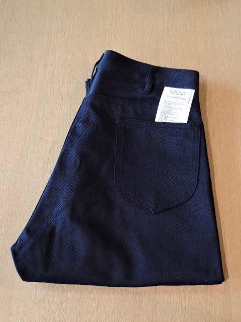 TUKI (ツキ) 0081 COWBOY PANTS・カウボーイパンツ 13/NAVAL(ネイビー) 【#5通販】