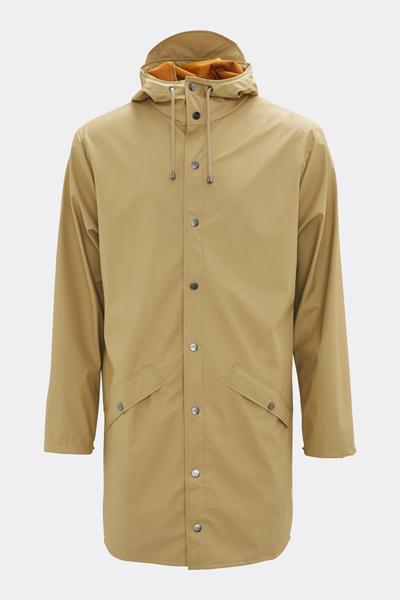 RAINS(レインズ) Long Jacket  DESERT