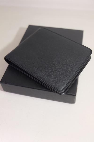 DRIES VAN NOTEN ドリスヴァンノッテン BM19/766 Q.931 *BLACK 2つ折りヒップウォレット 財布 【different通販】