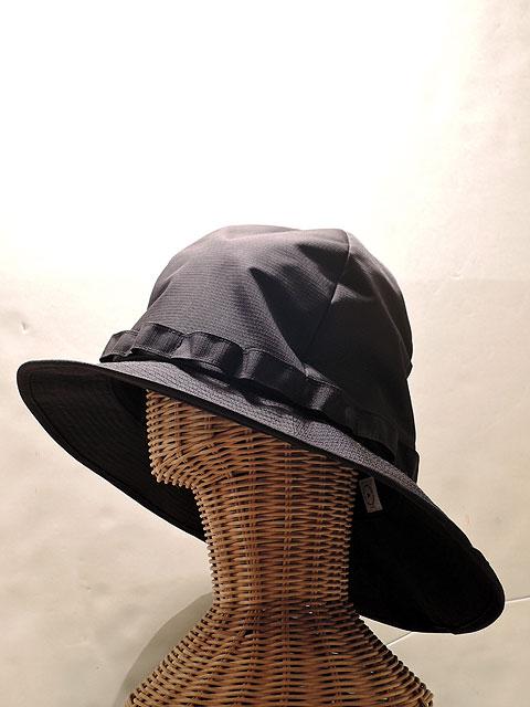 halo commodity ハロ・コモディティ HL-10301 Stream Hat BLACK