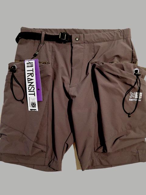 Karrimor カリマー rigg  shorts リグ ショーツ CharcoalGrey、Black