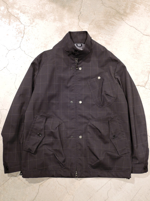 karrimor aspire カリマーアスパイア 3L windpen baracuta jacket (スウィングトップ) NAVY