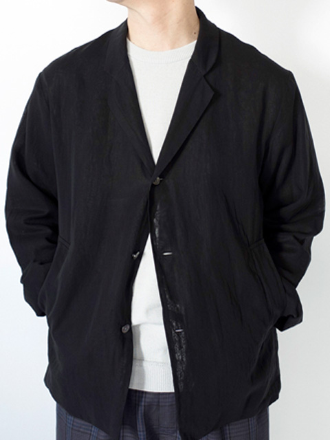 STILL BY HAND スティルバイハンド JK01202 二枚仕立てジャケット NAVY、OLIVE