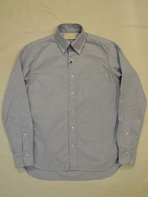 cantate (カンタータ) 18SSCA097 B.D. Collor Shirt SAX