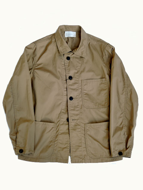cantate (カンタータ) 18SSCA094 Coverall Jacket BEIGE