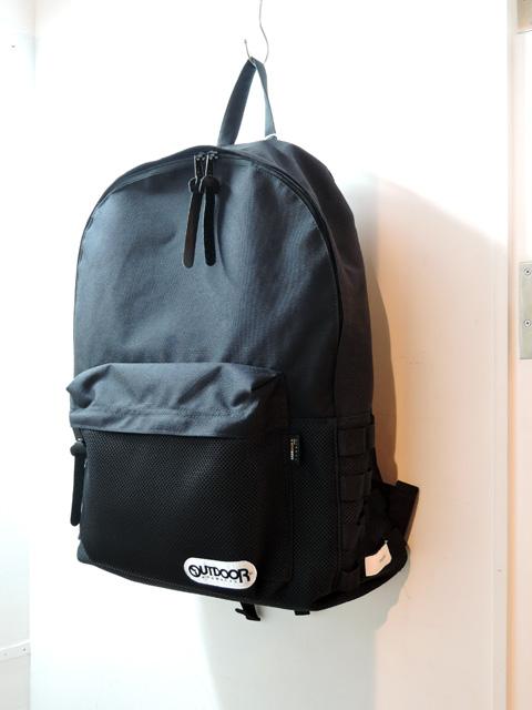 marka × OUTDOOR PRODUCT (マーカ×アウトドアプロダクツ) BIG BACK PACK ブラック、ブルー