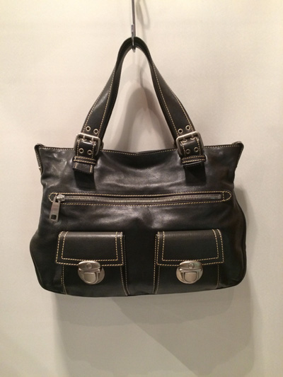 MARC JACOBS マークジェイコブス Leather Bag  レザーバッグ