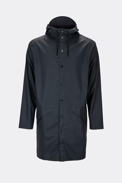 RAINS(レインズ) Long Jacket  NAVY