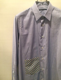 SHIRT/Stealth Wealth SHIRT ステルスウェルス シャツ Style:Brownie・L