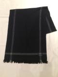 Drake's ドレイクス AM01.11028 Wool Scarf  ウール スカーフ・マフラー