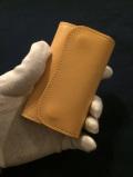 LAST CROPS (ラストクロップス) GLOVE マルチカードケース  NATURAL/ナチュラル Buttero Leather