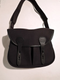 Billingham ビリンガム WALTON SATCHEL SMALL ショルダーバッグ BLACK/BLACK