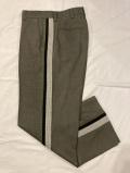 COOHEM (コーヘン) 20-202-017 KNIT SIDELINE PANTS *KHAKI / ニットサイドラインパンツ *カーキ