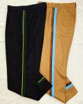 COOHEM (コーヘン) 20-204-012 KNIT SIDELINE PANTS *NAVY *CAMEL / ニットサイドラインパンツ *ネイビー *キャメル