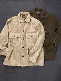 DELICIOUS (デリシャス) DC0794 FLEECE SHIRT JACKET / フリース シャツジャケット