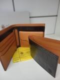 [フェリージ] FELISI クロコ型押し二つ折り財布(小銭入れ付) WALLET 452/SA