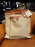 Whitehouse Cox (ホワイトハウスコックス) 【CANVAS × LEATHER TOTE BAG】 (トートバッグ)『デッドストック』