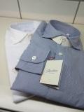 Glanshirt (グランシャツ) JWEEN ワイドカラー シャツ G6732 COTTON