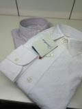 Glanshirt (グランシャツ) SEAN セミレギュラーシャツ COTTON