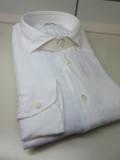 Glanshirt (グランシャツ)  【新作】JWEEN リネンワイドカラー シャツ G7023 LINEN