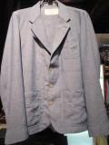 MAISON KITSUNE (メゾンキツネ)  MENS TAILORED LINEN JACKET シャツジャケット