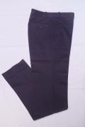 BERNARD ZINS ベルナールザンス BZV3 61484・049 /Trousers  チノコットン ノープリーツパンツ