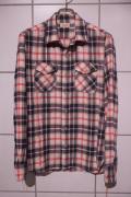 Vintage55 ヴィンテージ55 Flannel Two Pockets Shirt フランネルチェックシャツ -リバーフェニックス・シャツ- 【different通販】