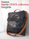 """Maison Martin Margiela マルタンマルジェラ """"デッドストック"""" DOCKING LEATHER BAG  レザーバッグ 【different通販】"""