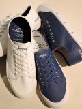 SPRING COURT スプリングコート 【メンズ】 G2 PAINTED RIPSTOP COTTON BLUE、WHITE