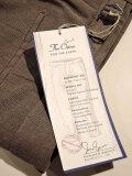 The Chino Revived ザ・チノ・リヴァイブド TCR2110211 サステイナブル グレンチェック テーパードパンツ